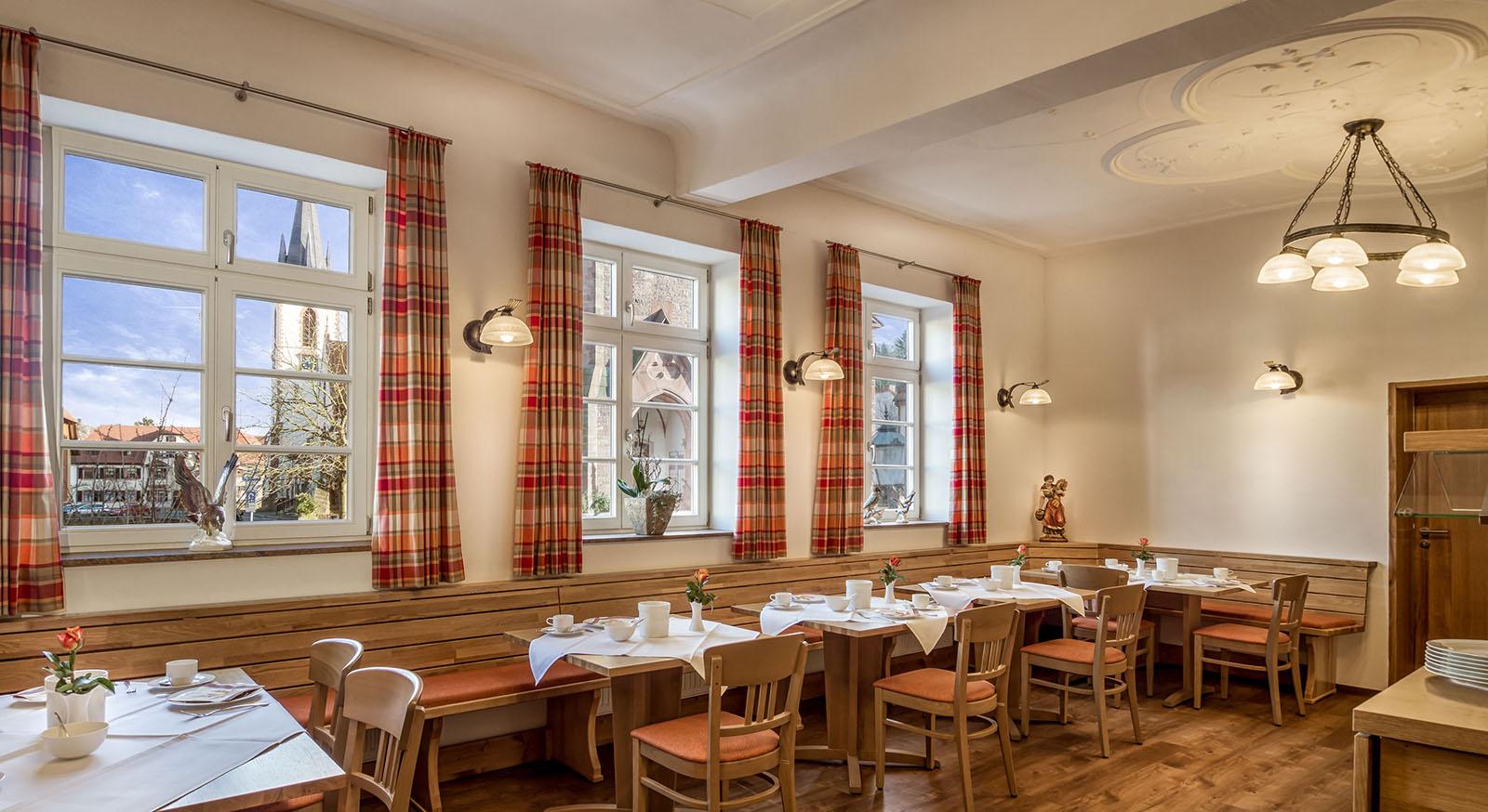 Restaurant Hotel In Weingarten Bei Karlsruhe