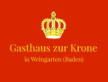 Krone Weingarten